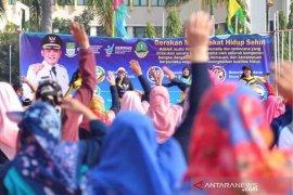 Bekasi luncurkan 'Germas' menuju Kabupaten/Kota Sehat