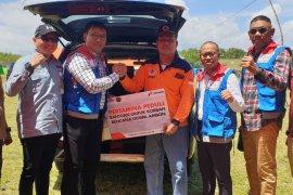 Pertamina MOR VIII salurkan bantuan peduli gempa Ambon