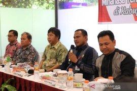 Bupati Minahasa Tenggara kunker ke Aceh Timur