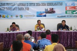 Sanitasi dan air bersih menjadi program nasional