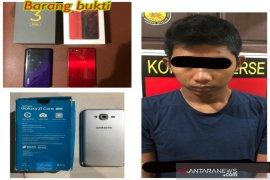 Residivis kasus pencurian tertangkap di Tabalong