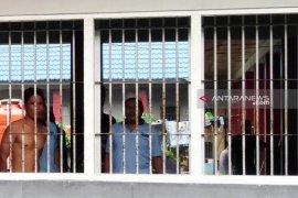 Terpidana korupsi pakaian adat satu lapas dengan teroris Poso