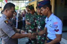 Polres Madiun Kota beri layanan perpanjangan SIM gratis anggota TNI