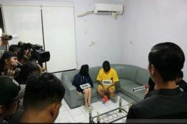Polisi tangkap pasangan selingkuh atas kasus percobaan pembunuhan