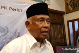 Taufiqurrahman Ruki sebut penerbitan Perppu KPK konstitusional