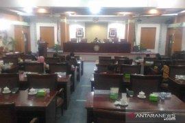 Rapat paripurna DPRD Kota Pontianak dihadiri 31 anggota