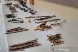 BKSDA Aceh amankan puluhan jerat  pemburu