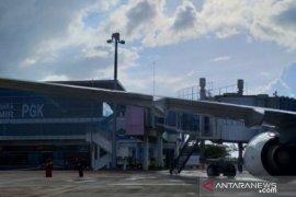 Jumlah penumpang angkutan udara di Bangka Belitung meningkat