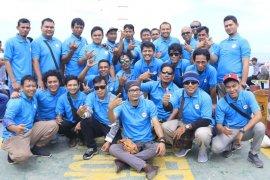 27 Jurnalis TV Aceh ikut ujian  kompetensi