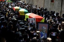 Lima hari bentrok pasukan elit Ethiopia dan kelompok minoritas, puluhan orang tewas