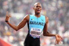Pelari Steven Gardiner persembahkan emas untuk Bahama
