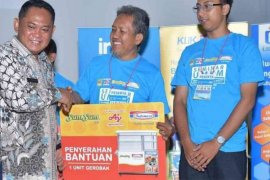 Bupati Bekasi minta pelaku UMKM terus berinovasi