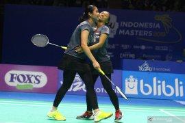 Tiga wakil Indonesia lolos final Indonesia Masters 2019