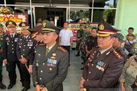 Dandim 0413 Bangka minta prajurit jaga kekompakan dan persatuan