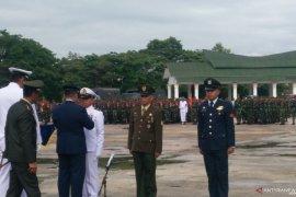 Presiden pesan TNI adaptasi teknologi baru dan junjung tinggi kemandirian