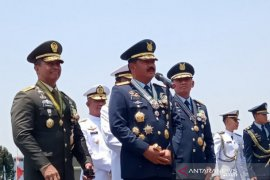 Anggota DPR sebut jabatan wakil panglima TNI dampak perubahan organisasi