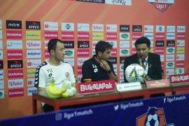 Liga 1, Semen Padang tumbangkan tuan rumah Perseru Badak Lampung 1-0