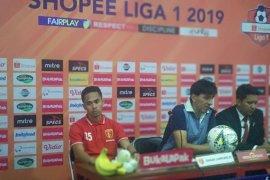 Kalah 1-0, Milan Petrovic akui Semen Padang bermain lebih baik dari tuan rumah
