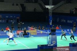 Bulutangkis Indonesia Masters, Della/Rizki melangkah ke final