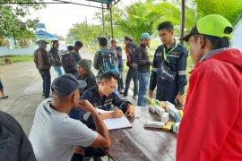 Pengungsi  Wamena masih mengalir ke Timika