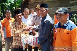82 warga Nagan Raya terima santunan kematian Rp1,98 miliar