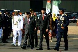 Presiden Jokowi apresiasi prestasi prajurit TNI