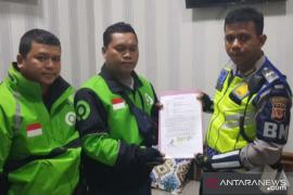 "Tendang ""ojol"", Polresta Bogor mutasi tugas Aipda R"