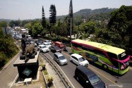Kemacetan Puncak, BPTJ siapkan rekayasa lalu lintas baru
