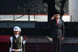 Presiden: TNI harus  dapat adaptasi teknologi baru