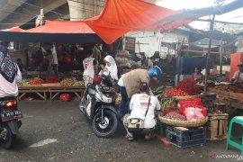 Pasar tradisional berizin, barang terjamin  keamanan dan kesehatannya