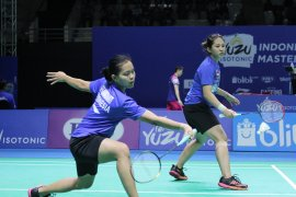 Semifinal Indonesia Masters 2019, Siti/Ribka hadapi unggulan ketiga Jepang