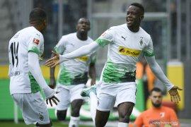 Liga Jerman, Moenchengladbach ke puncak klasemen setelah hancurkan Augsburg