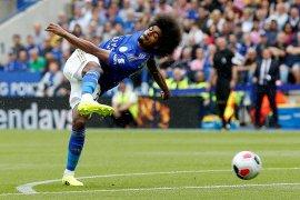 Liga Inggris - Klopp marah besar Salah dicederai Hamza Choudhury