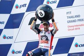 Daftar juara dunia MotoGP 10 tahun terakhir