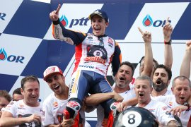 Maq Marquez: Ini musim terbaikku di MotoGP
