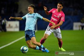 Liga Prancis, Montpellier hentikan tren positif Monaco