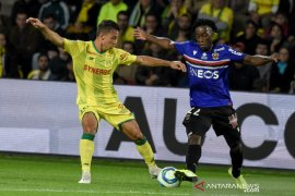Nantes merangkak ke peringkat dua saat Dijon bukukan kemenangan kedua