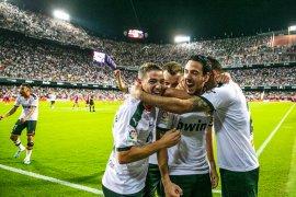 Valencia atasi Alaves, Villarreal buang peluang kalahkan Osasuna