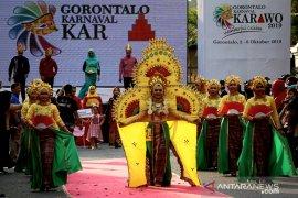 Menteri Pariwisata apresiasi Gorontalo Karnaval Karawo 2019