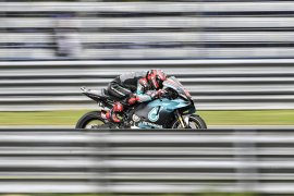 Statistik dan fakta jelang MotoGP Thailand