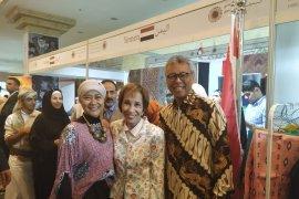 Batik Indonesia warnai Bazaar di Yordania