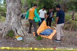 Polres Bangka Tengah temukan kerangka manusia di pinggir pantai