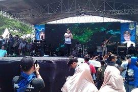 Rangkaian HUT ke-19 Provinsi Banten ditutup penampilan Wali Band
