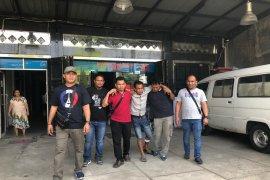 Hendak melarikan diri, pembawa ganja dari Aceh Utara ditembak polisi Langkat, Medan