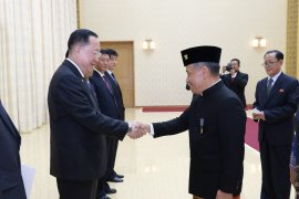 Dubes RI berkomitmen gencarkan kerja sama Indonesia-Korea  Utara