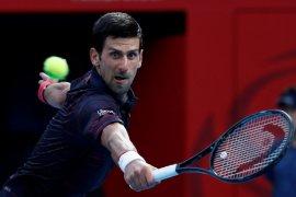 Djokovic kalahkan Dimitrov, buka peluang bertemu Nadal di final Paris Masters