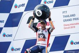 Marc Marquez juarai GP Thailand