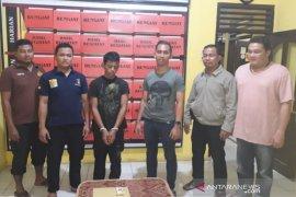 Eks pelajar diringkus terkait penyalahgunaan Narkoba di Aceh Timur