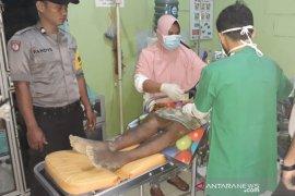 Seorang pria tewas tergeletak di pinggir jalan Aceh Timur