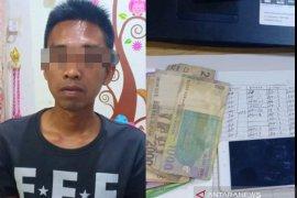Ketahuan main togel online, warga Teluk Masjid ditangkap